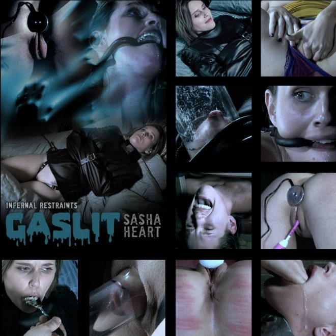 Gaslit, Sasha Heart - No one believes Sasha Heart. (2019 | HD) (2.93 GB)