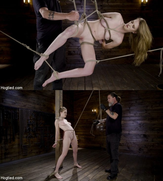 Ashley Lane - Hardcore Bondage and Domination Makes Ashley Lane A Happy Slut! (2019 | HD) (1.60 GB)