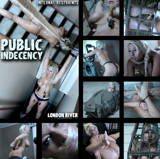 Public Indecency, London River - London River is taught a lesson about her public displays. (2019 | HD) (3.37 GB)