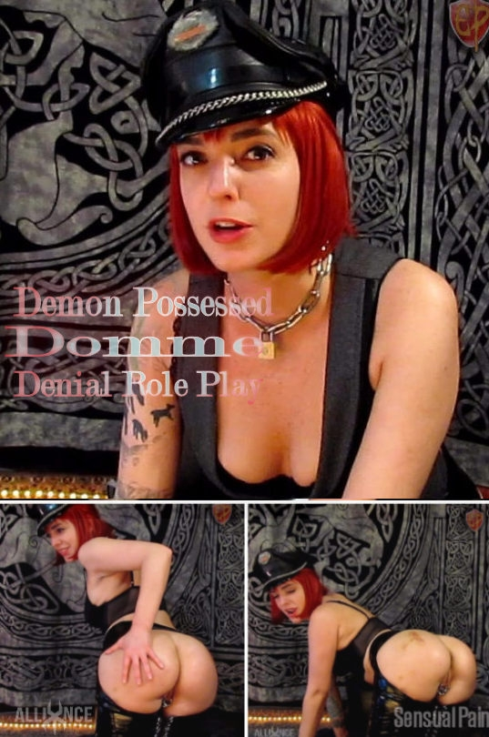 Abigail Dupree - Demon Possessed Domme Denial Role Play (2019 | FullHD) (1.19 GB)
