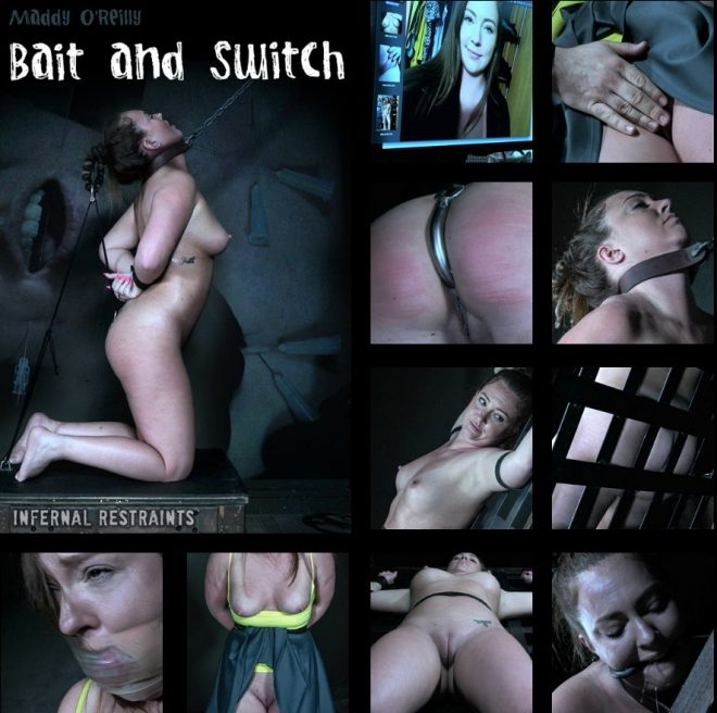 Bait and Switch | Maddy O'Reilly/Maddy comes for a bondage shoot and gets something more horrific! (2019 | HD) (3.13 GB)