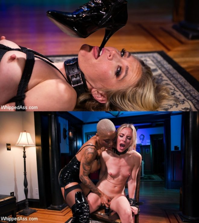Mona Wales, Ashley Page - Off The Books: Mona Wales Submits to Mistress Ashley Paige (2019 | HD) (2.11 GB)