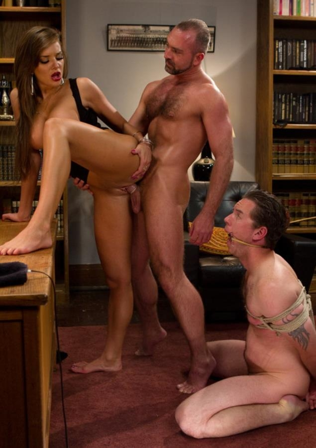 Nika Noire, Josh West, Vern Hopkins - Sadistic wife cuckolds husband with tantric sex specialist. (2011 | HD) (489 MB)