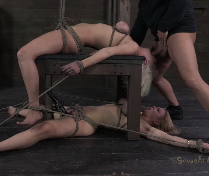 Cherry Torn, Darling - Amazing double category 5 back breaking suspension (2013 | HD) (977 MB)