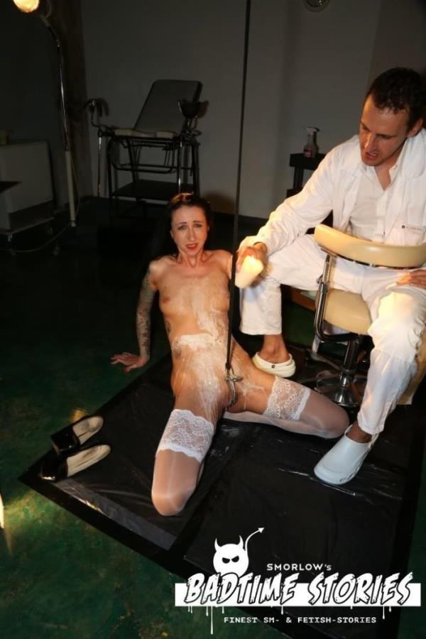Stella Star - Piss play and BDSM action with German slave Stella Star and doctors PT 2 (2017 | FullHD) (3.08 GB)