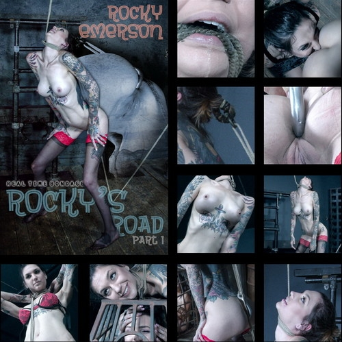 Rocky Emerson - Rockys Road Part 1 - Rocky has to squat or choke! (2019 | HD) (2.57 GB)