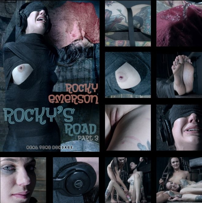 Rockys Road Part 3 | Rocky Emerson/Rocky submits to her worst fears! (2019 | SD) (1.39 GB)