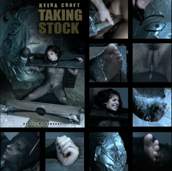 Keira Croft - Taking Stock Part 2 - Keira gets stocked. (2019 | SD) (894 MB)