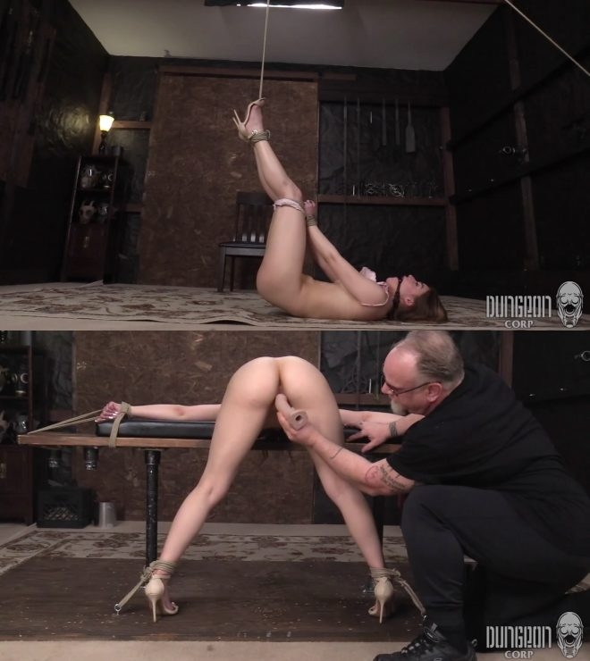 Kenzie Madison - The Slave and Her Suffering Art (2019 | FullHD) (1.11 GB)