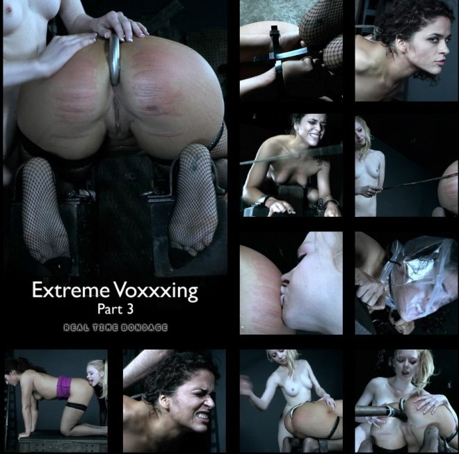Victoria Voxxx - Extreme Voxxxing Part 3 - Victoria has a wonderful end to a beautiful livefeed. (2019 | HD) (2.23 GB)