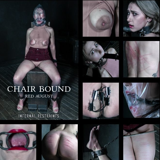 Red August - Chair Bound - Red August gets mounted to a chair. (2019 | HD) (2.11 GB)