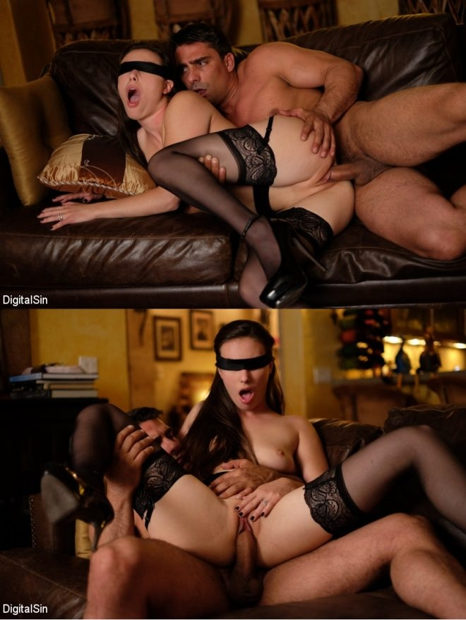 Casey Calvert – A Hotwife Blindfolded #1 (2019 | HD) (1.26 GB)