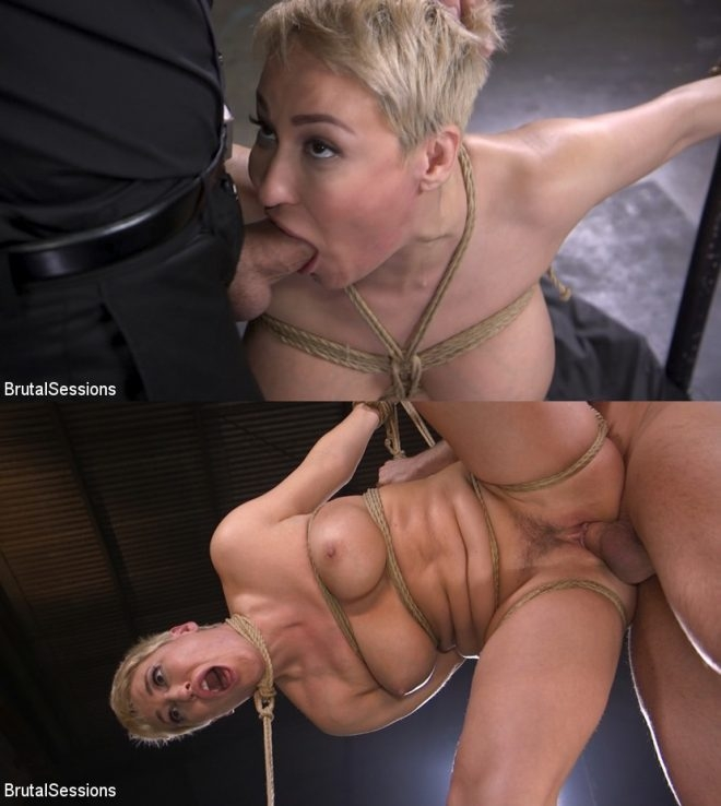 Stirling Cooper, Ryan Keely/Big Titted Goddess Ryan Keely Fucked, Disciplined in Rope Bondage (2019 | HD) (1.97 GB)
