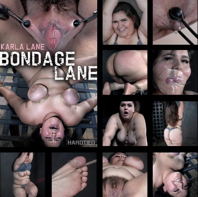Bondage Lane, Karla Lane - Karla gets her share of Hard ties. (2019 | HD) (1.91 GB)