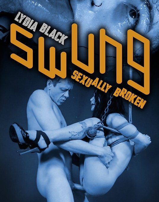 Lydia Black - Lydia Black is a human sex swing! (2018 | HD) (1.49 GB)