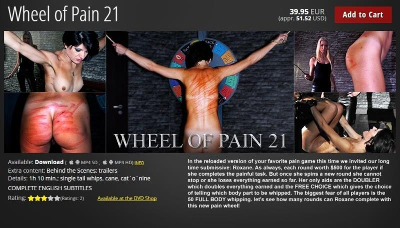 Torture - Wheel of Pain 21 (2017 | HD) (2.19 GB)