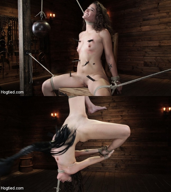 Victoria Voxxx - Victoria Voxxx in EXTREME torment, brutal bondage and waterboarding! (2019 | HD) (1.79 GB)