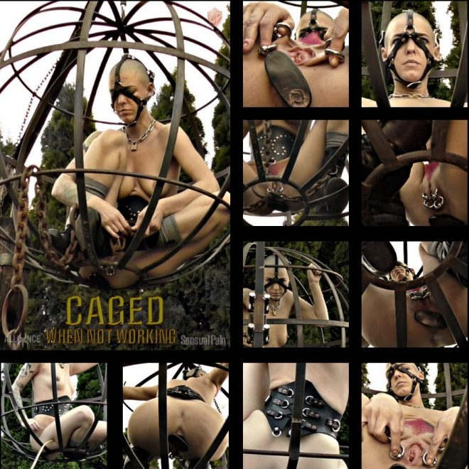 Caged When Not Working (2019 | FullHD) (1.02 GB)