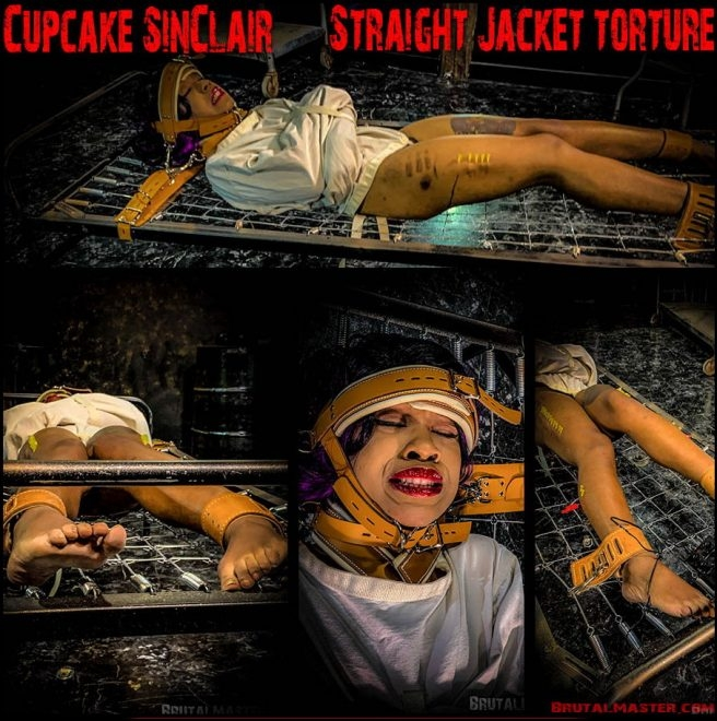 Cupcake SinClair - Straight Jacket Torture (2019 | FullHD) (1.75 GB)
