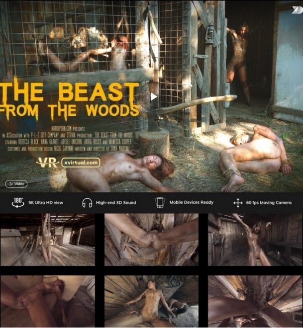 The beast from the woods (2019 | UltraHD/2K) (1.63 GB)