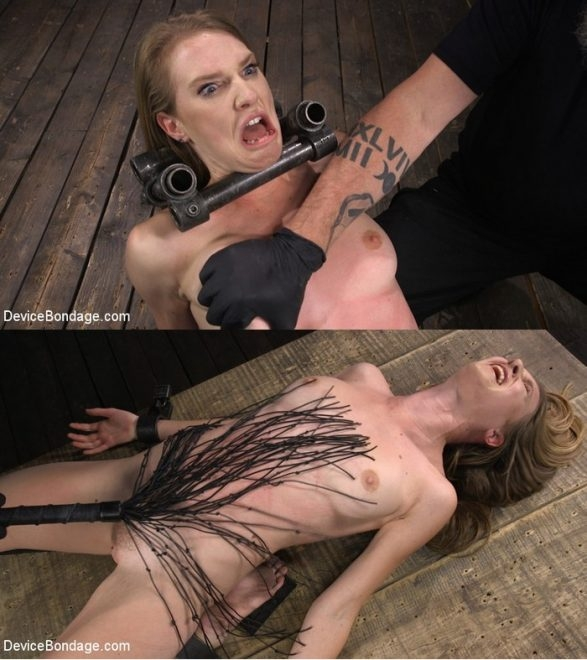 Ashley Lane - Ashley Lane: Pain Slut Brutally Tormented in Device Bondage (2019 | HD) (1.74 GB)