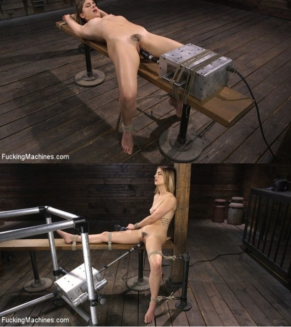 Chair Tied Orgasm Torture