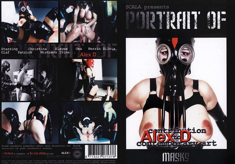 Portrait of Alex D: Masks (2020 | SD) (751 MB)