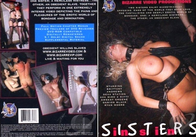 Sisters In Sin (2020 | SD) (954 MB)