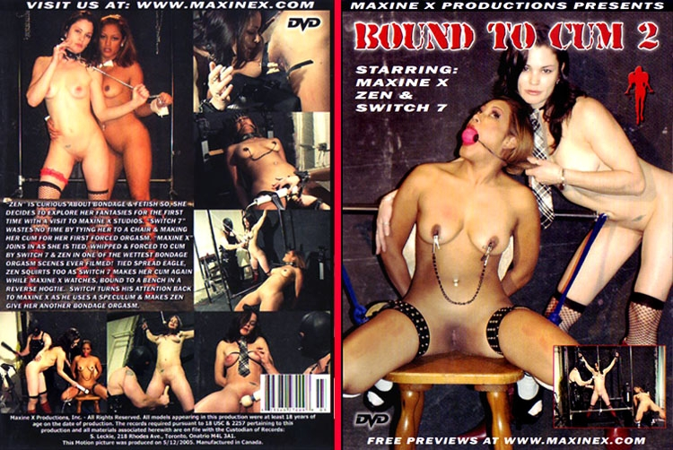Bound To Cum 2 (2020 | SD) (440 MB)