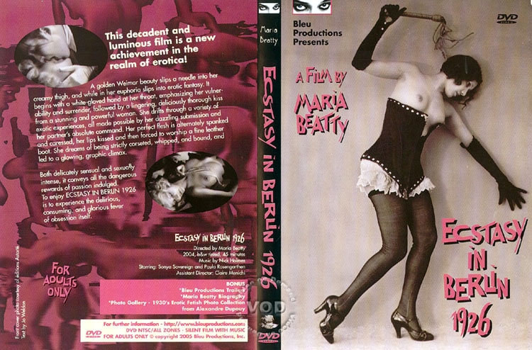 Ecstasy In Berlin 1926 (2020 | SD) (425 MB)