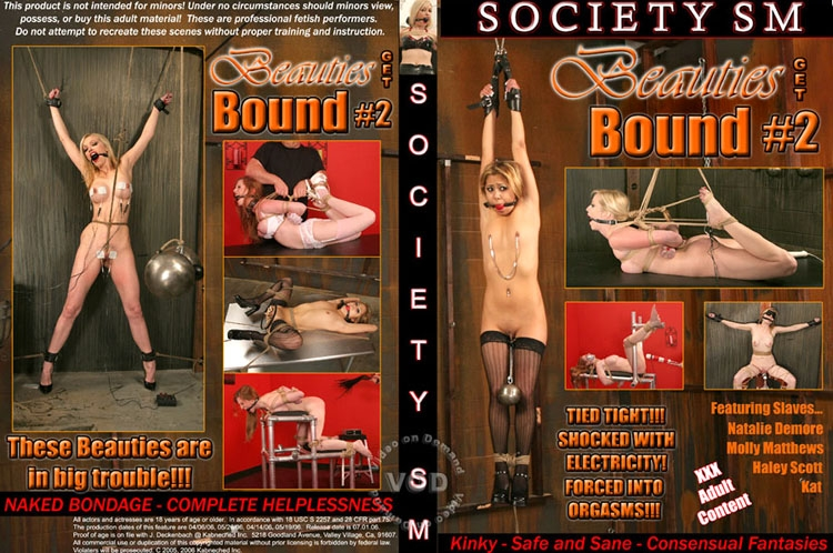 Beauties Get Bound 2 (2020 | SD) (867 MB)