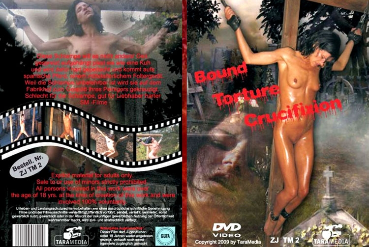 Bound Torture Crucifixion (2020 | SD) (319 MB)