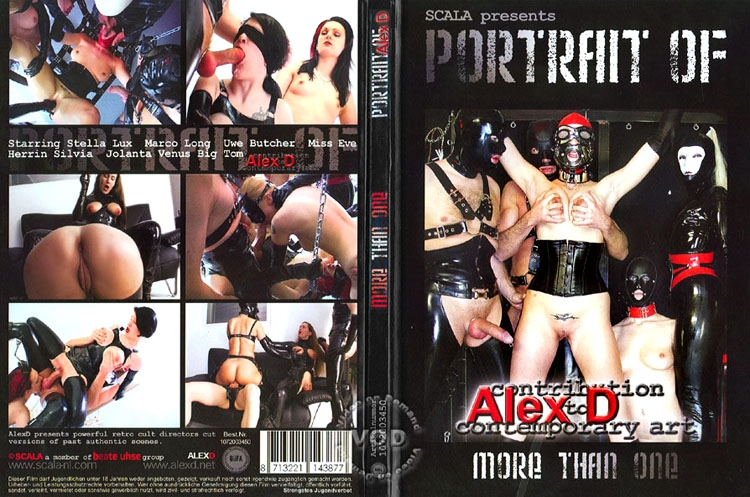 Alex D - Portrait Of – More Than One (2020 | SD) (1.36 GB)