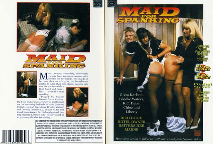 Maid For Spanking (2020 | SD) (393 MB)