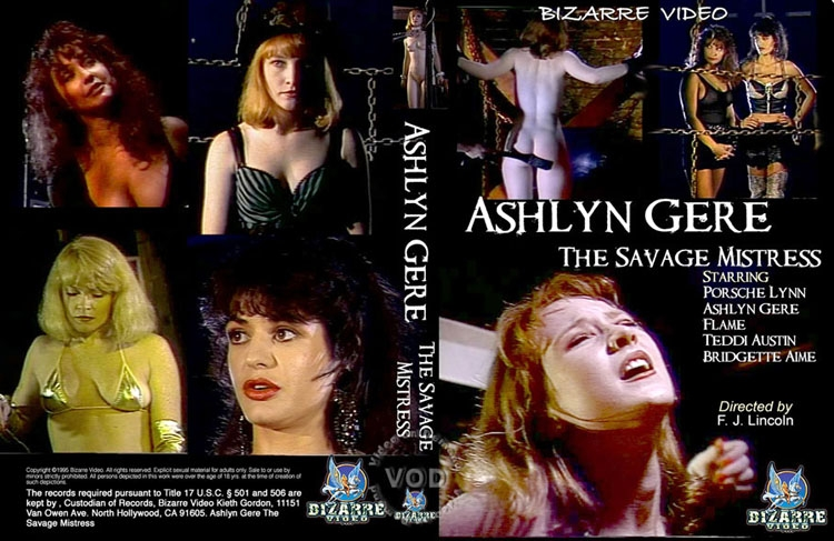 Ashlyn Gere - The Savage Mistress (2020 | SD) (493 MB)