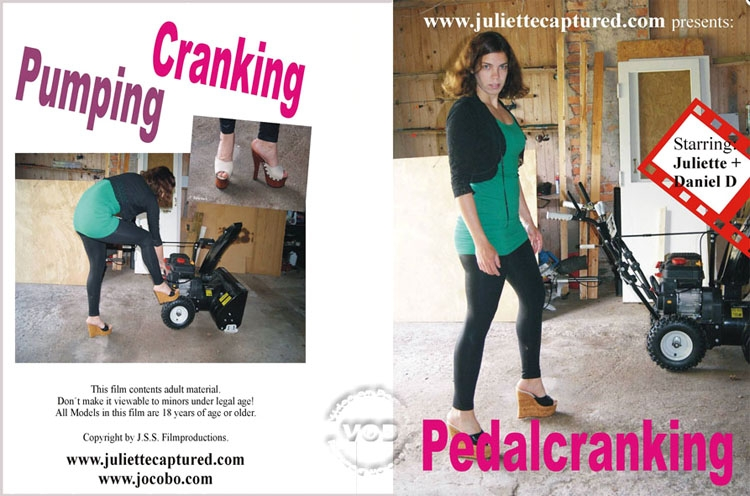 Pedal Cranking (2020 | SD) (381 MB)