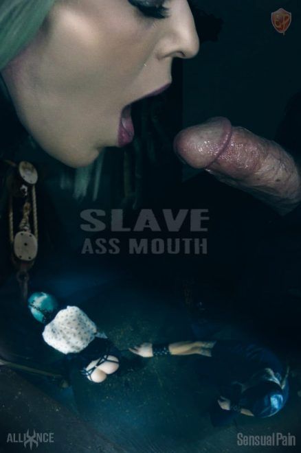 Slave Ass Mouth (2020 | FullHD) (1.04 GB)