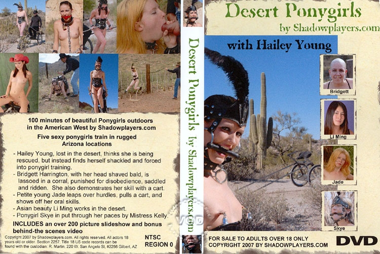 Desert Ponygirls (2020 | SD) (1.10 GB)