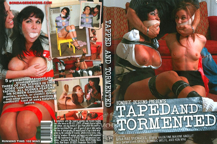 Taped And Tormented (2020 | SD) (1.40 GB)