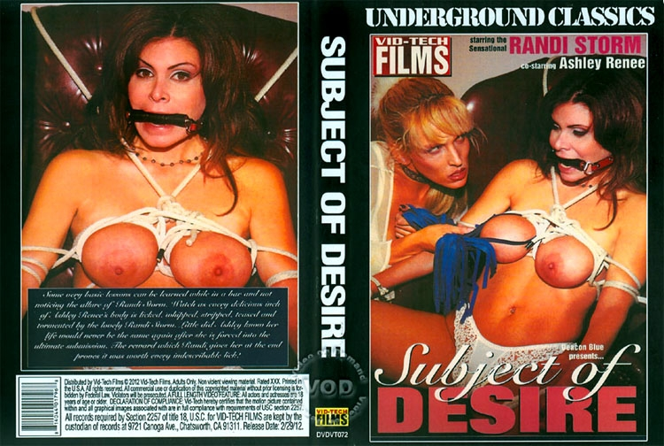 Subject Of Desire (2020 | SD) (900 MB)