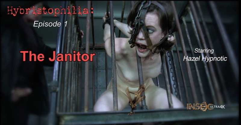 Hazel Hypnotic - Hybristophilia: The Janitor episode 1 (2020 | FullHD) (1.14 GB)
