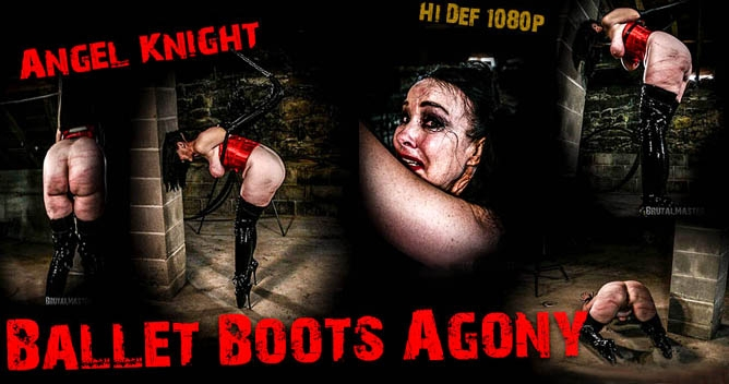 Ballet Boots Agony – Angel Knight (2020 | FullHD) (193 MB)