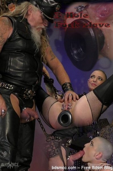 3 Hole Fuck slave part1 (2020 | FullHD) (2.07 GB)