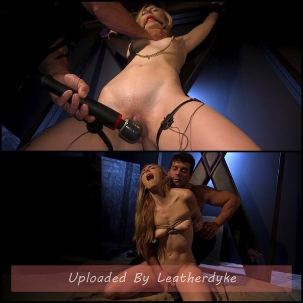 Skinny Blonde Slut Alexa Grace in Sadistic Rope Bondage Pussy Fucking (2020 | HD) (1.92 GB)