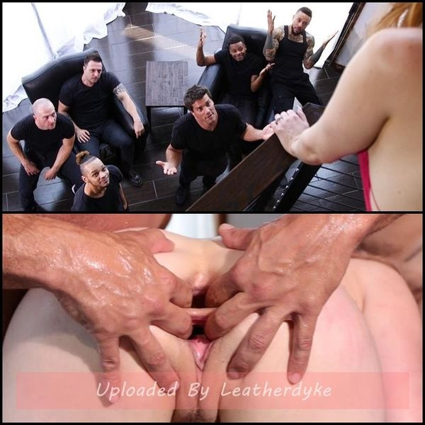 Lauren Phillips Takes Six Dicks in Brutal Gangbang (2020 | HD) (2.75 GB)