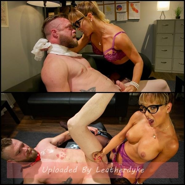 Executive Discipline: Cherie DeVille Humiliates Her Boss Mike Panic (2020 | HD) (2.50 GB)
