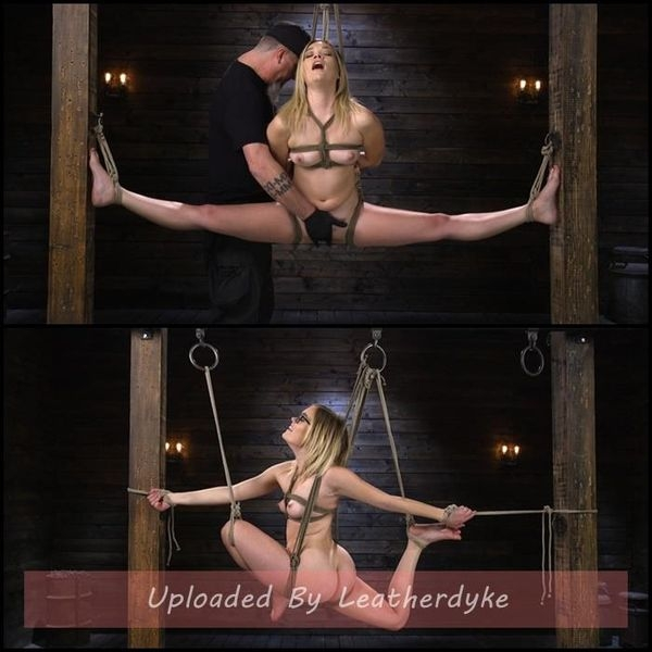 Katie Kush - Blonde, All Natural, Flexible Slut in Grueling Bondage (2020 | HD) (1.78 GB)
