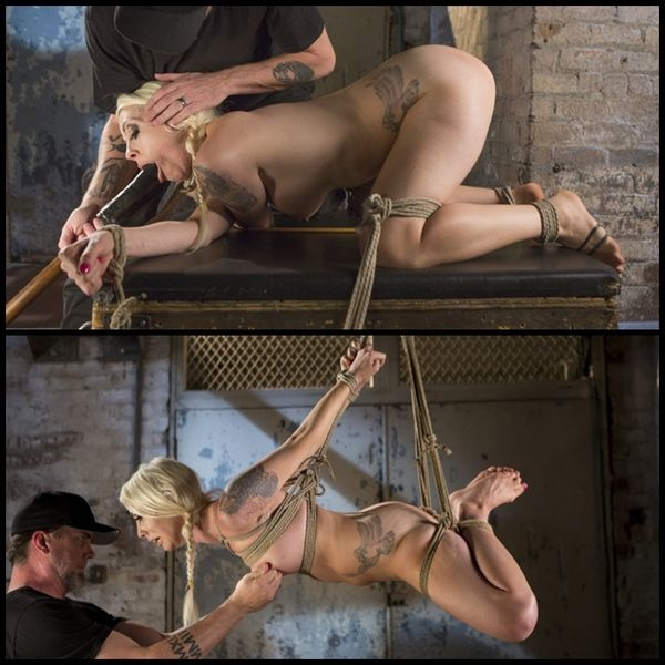 Lorelei Lee Submits to Extreme Bondage and Grueling Torment (2017 | HD) (1.52 GB)