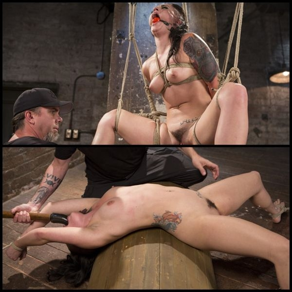 Slut Begs for Extreme Bondage and Grueling Torment to Make Her Cum (2016 | HD) (1.31 GB)