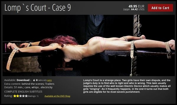 Lomp`s Court – Case 9 (2020 | FullHD) (1.63 GB)